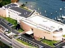 琵琶湖が一面に広がるロケーション!!夏はBBQがおすすめ!!最寄り駅(JR唐崎駅)より無料送迎あり。