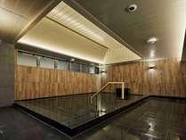 【大浴場】男湯にはドライサウナと水風呂、女湯にはミストサウナを併設 ※イメージ