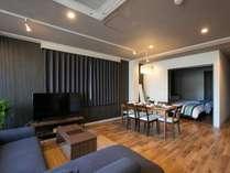 アパート601|リビング&ダイニングルーム