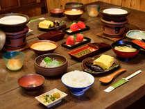【訳あり×朝食付】訳に納得していただければお得!地元で育った素材にこだわった和朝食と温泉を堪能
