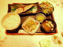2食付きプラン(イメージ写真)