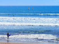 由比ガ浜海岸まで徒歩約2分