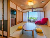 【海側】和室リラックスルーム(イメージ)