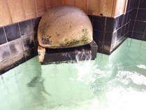 *【大浴場】昔はサラブレッドの保養温泉としても利用されていた温泉です。