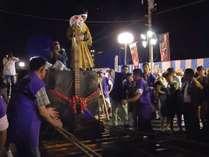 秋から冬もお祭り満載!石曳き道灌祭り!&花火大会