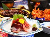 ◆【スタンダード】山梨名物が絶品◆彩り豊かな甲斐の会席膳を味わう~