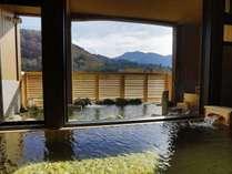 【大浴場:内風呂】ゆるり温泉で日頃の疲れを癒して下さい。の画像
