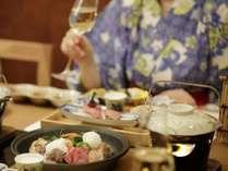 【食事】色鮮やかな食材をご準備しております。の画像