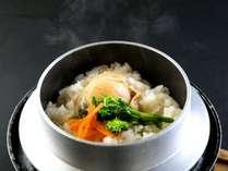 ◆別注料理:ほたて釜飯/6/30までの期間限定でご注文いただけます!※イメージ