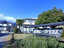 琵琶湖の湖畔に面した各戸独立したコテージです♪