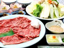 柔らかく上質なお肉を使用していただくしゃぶしゃぶでお肉本来の味を堪能
