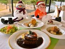 【クリスマス】「豪華ディナー付洋室1泊2食プラン」7,884円5部屋限定ツインタイプ広々39平米