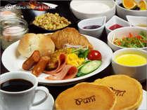 【Resort】品数豊富な朝食で30品目を達成してみませんか?