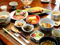 *【朝食(一例)】お腹に優しい料理を取り揃えてご提供♪