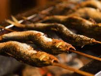 【夏限定の献立】その日仕入れた脂のたっぷりのった焼き魚もおすすめ