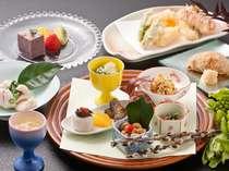 【お献立】春の料理(イメージ)