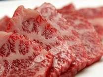 【焼物】特選豊後牛(A4等級のロースかカルビを使用します)