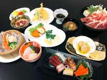 【海朱膳】海鮮三昧の贅沢なお料理です