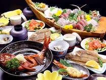 【スタンダード】舟盛付き★ふかべ伝統の味を守り続けた金目鯛の煮付けを味わう[1泊2食付]