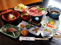 *夕食◆信州の素材と技が融合した、「旨い」にこだわった逸品をご堪能ください。