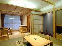 【温泉風呂付客室】 ちょっと贅沢に温泉付き部屋でゆったりプラン とち旅