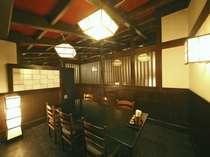 和食処「羽山」は、最上階にある本格和食レストラン