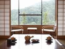 【日帰りプラン和室/客室例】浴衣に着替えて、ゆったりのんびりお過ごしください。