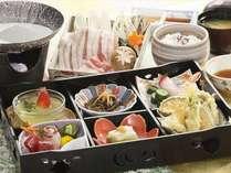 日帰りプラン【松花堂弁当風イメージ】※時季により料理内容・器等が変わる場合がございます。