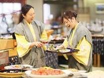 四季折々の和食を中心としたメニュー
