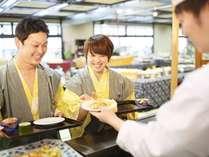 四季折々の和食を中心としたメニュー 揚げたての天ぷら