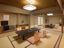 【和室20畳】グループ旅行や家族旅行におすすめの20畳の大部屋