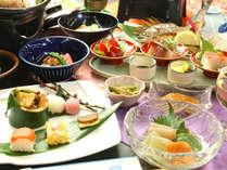 【果無御膳】南近畿の食材を使用した季節で変化する果無御膳です★