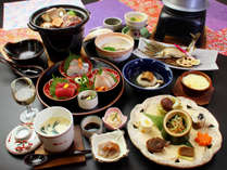 【彩錦会席】実りの秋!食欲の秋!秋の味覚が満載です♪♪