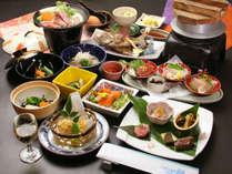 【山桜会席】2019ver山菜と共に郷土料理をふんだんに使用した、彩り豊かな春の会席料理です!