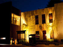 自然の中、開放感あふれる古都と調和したデザイナーズ・ホテル。