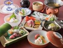 ~日本料理「曙」~夏の特別会席付きプラン(2食付き)