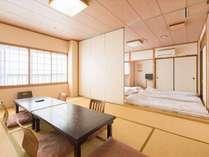 *【和室/大部屋20畳】最大10名様でご利用いただける広々としたお部屋。ご家族やグループ旅行に!