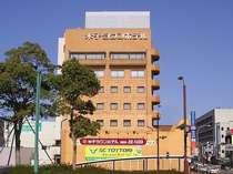 米子タウンホテルは米子駅真正面!