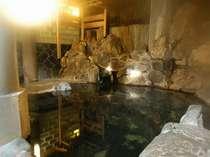 新日本百名湯の岩風呂