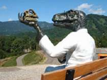 勝山恐竜博物館
