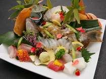 『人気プラン!平日限定』但馬牛フィレ肉か新鮮旬魚の姿造り 2,160円分の夕食オプション付プラン