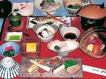 飛騨牛付会席料理(一例)