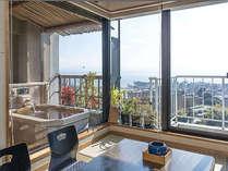 【じゃらん限定】上層階の露天風呂付客室「エグゼクティブ里山」プラン