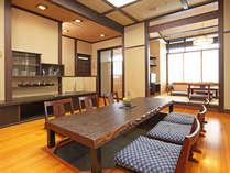 特別室で一品出しの部屋食。最上級プラン「大津京」