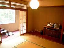 8~10畳和室一例。カップル・小グループさんにオススメです。