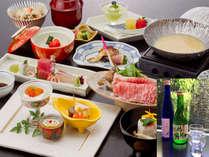 【地酒バスツアー乗車券付】岐阜のお酒と季節の会席を味わう宿泊プラン