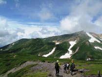 【登山家応援】始発のロープウェイに間に合う!!朝食はおにぎり&ミネラルウォーターを持って♪1泊2食付