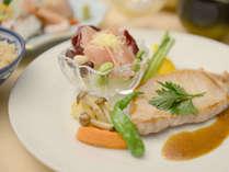 【スタンダード料理】四季折々の食材をご提供