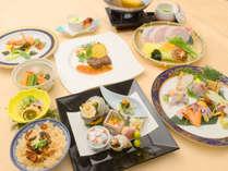 【グレードアップ料理】少し贅沢な料理コースをご用意