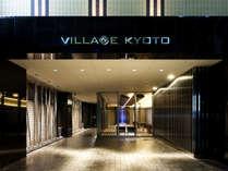 四条大宮駅より徒歩約2分、和モダンスタイルのホテル